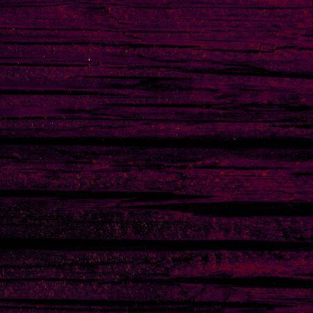 old vintage wooden desk paint into dark red color