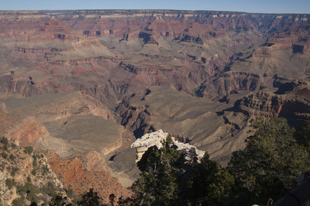Beautiful cliffs, canyons, and valleys at the Grand Canyon national park, Arizona, USA. Imagens - 84791998