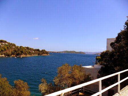 Greece, vacations on the island of Skiathos