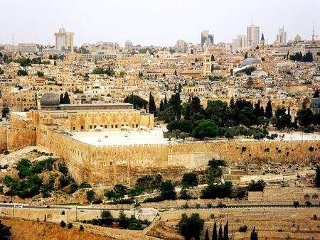 イスラエル、エルサレム、中東、アル アクサ モスク建設構造、教会