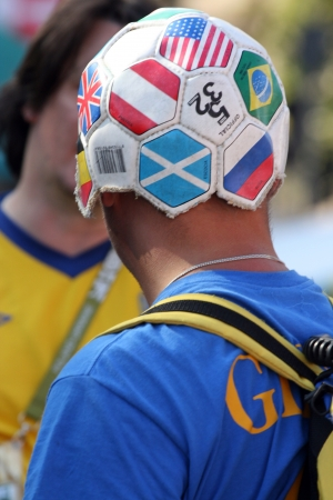 European Football Championship 2012 in Ukraine and Poland  Kyiv, 19 June 2012
