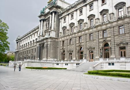 Hofburg Imperial palace in Vienna, Austria