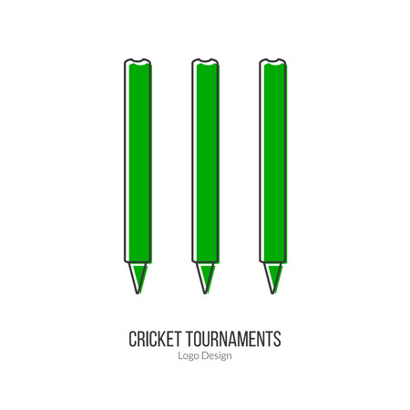 Green Cricket stamps. Çizim