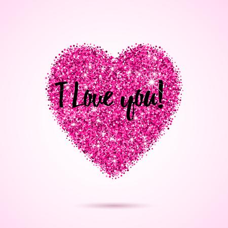 Valentines greeting card, banner Banco de Imagens - 61423378