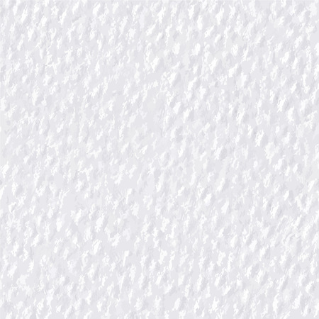 Seamless pattern of white gray watercolor paper texture. Realistic, high quality embossed watercolor paper. Textured background. 矢量图像