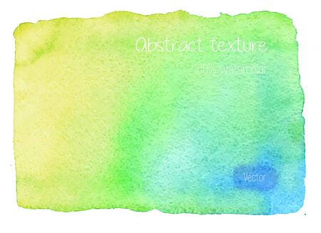 Real watercolor abstract, hand painted watercolor background, texture. Illustration