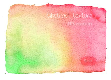 bristles: Real watercolor abstract, hand painted watercolor background, texture. Illustration