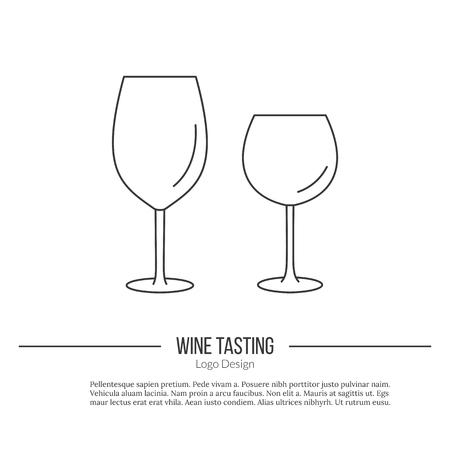 winemaking: Wineglasses.