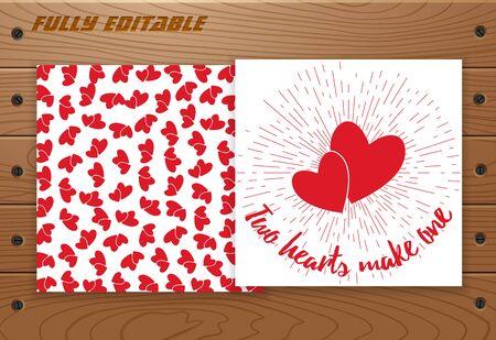 발렌타인 데이 포스터