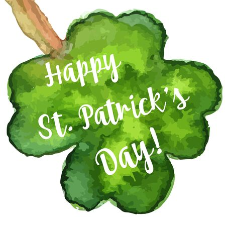 patrick day: St. Patrick Day greeting card