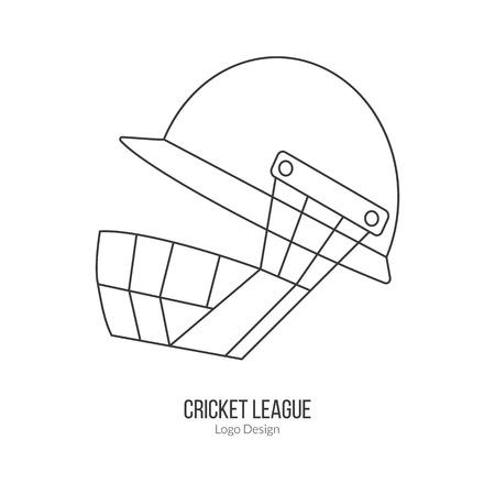 cricket helmet: Cricket helmet.