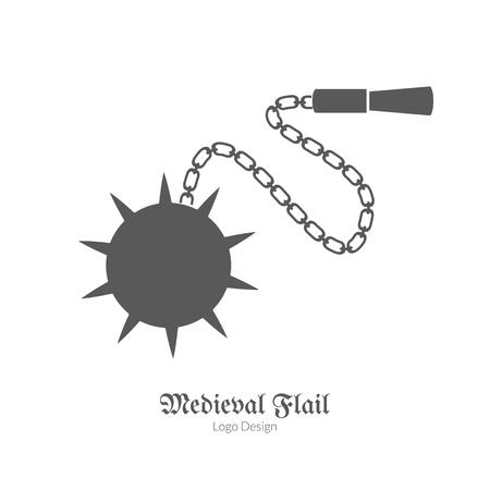 Single icon black simple style isolated on white layout. Ilustração