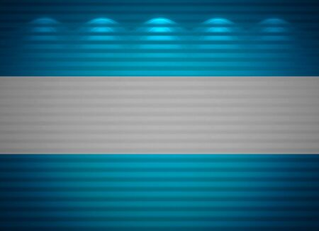 Argentine flag wall, abstract background photo