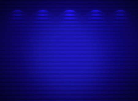 Blue wall, abstract background photo