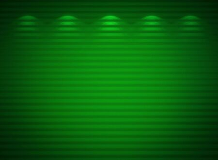 green wall: Green flag wall, abstract background Stock Photo
