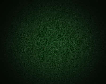 Illuminated texture of the green wall, background Stock Photo - 14190764