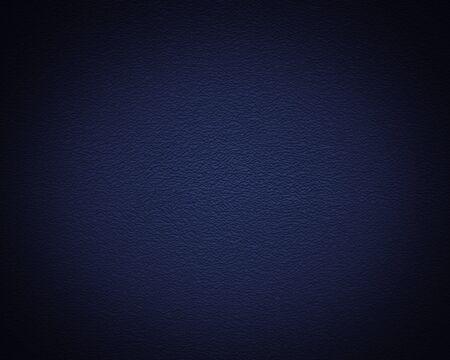 Illuminated texture of the blue wall, background Stock Photo - 14190761