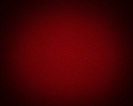 Illuminated texture of the red wall, background Stock Photo - 14372705