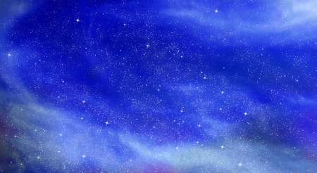 starlit: Stars and night sky as background