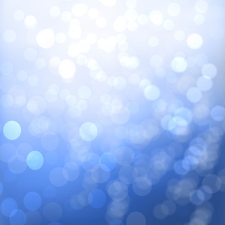 Abstract blur blue background pattern photo