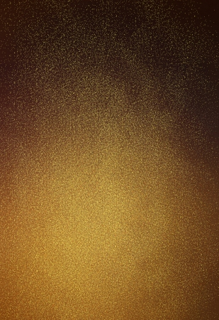 Golden abstract background with lights and highlights photo