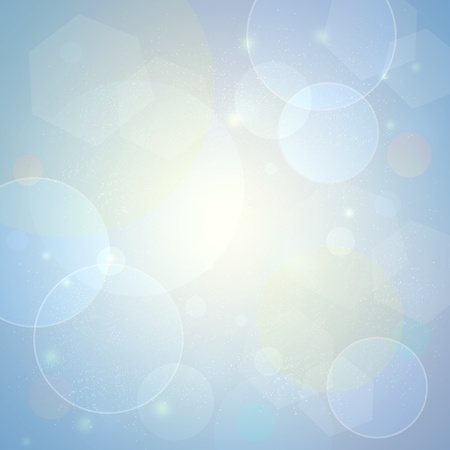 flux: Abstract blur blue background pattern Stock Photo