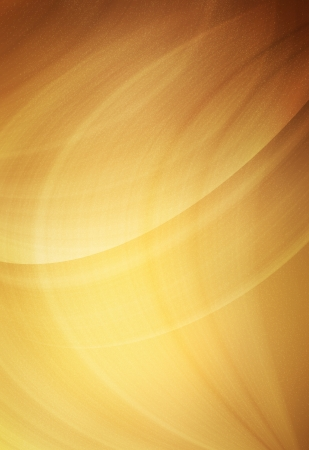 Golden abstract background with lights and highlights Stock Photo