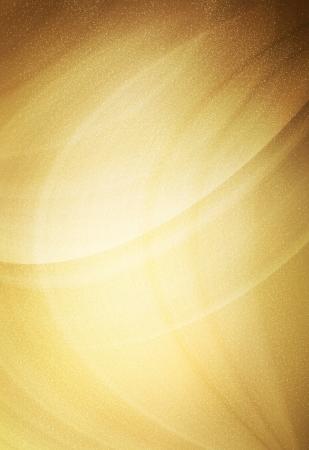黄金の抽象的な背景にライト、ハイライト