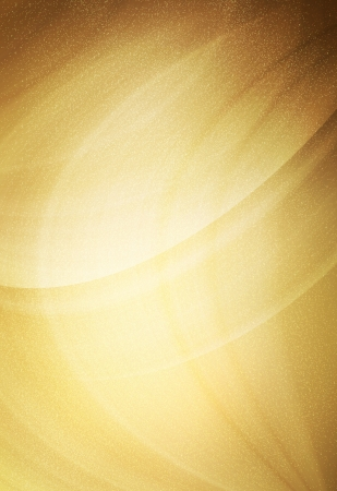 Gouden abstracte achtergrond met verlichting en hoogtepunten