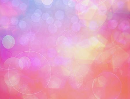 sfondo romantico: Light romantic background Archivio Fotografico