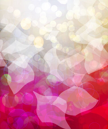 Sunshine as abstract lights background photo
