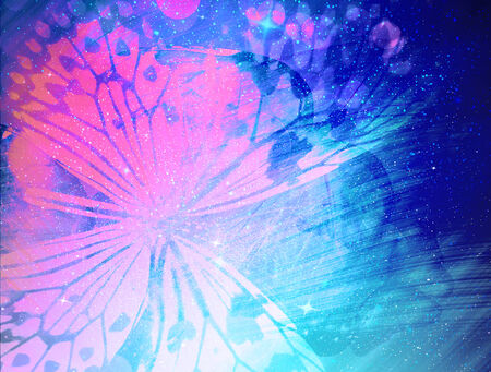 Colored abstract background photo