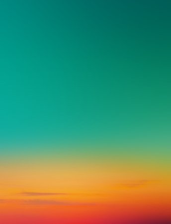 Sunset sky background Reklamní fotografie