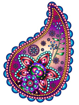 magnificence: paisley