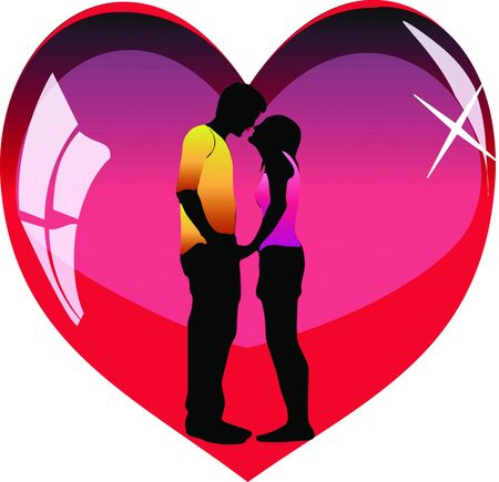 Valentine's Day Stock Vector - 8736596