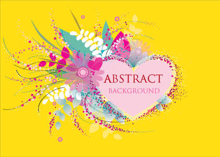 abstract background Stock Vector - 9679492