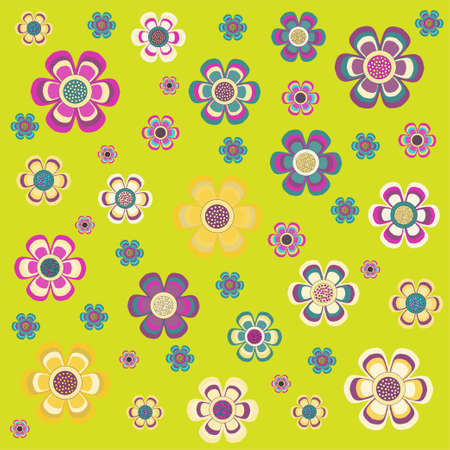 flower background Stock Photo - 9989342