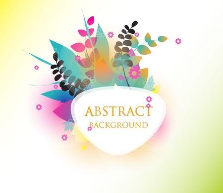 抽象的な  イラスト・ベクター素材