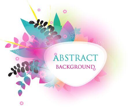 inkblot: abstract Illustration