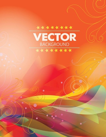 celebration background: Vector background