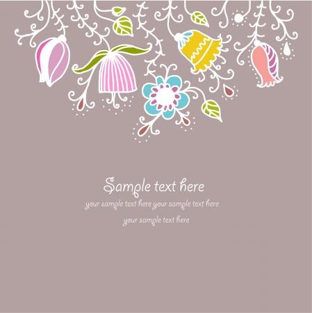 Composition florale Banque d'images - 14960744