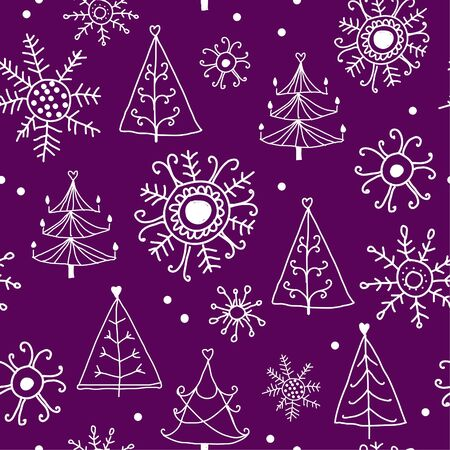 Christmas pattern  Stock Vector - 15544337