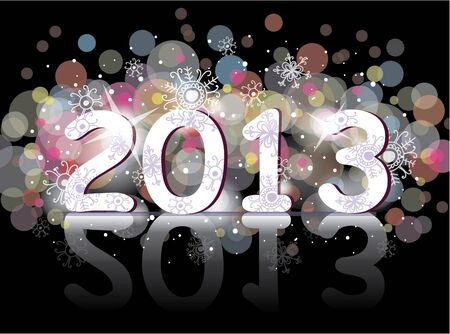 two thousand: New year 2013  two thousand and thirteen