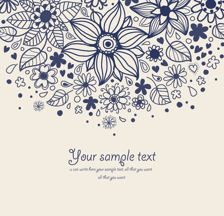 Floral composition Stock Vector - 16810477