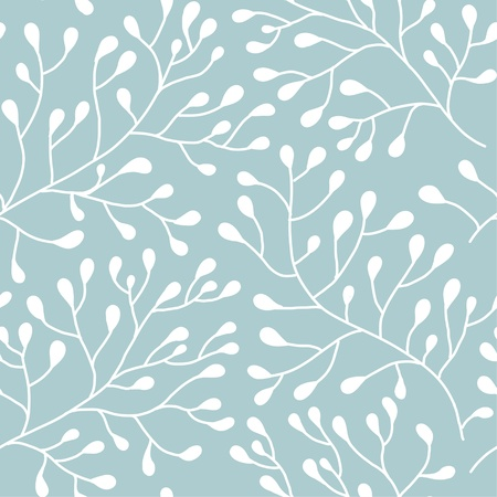 Floral seamless pattern Banque d'images - 17018173