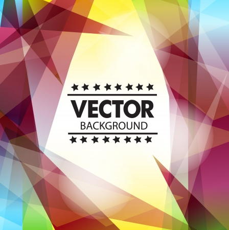 module: Abstract Vector background Illustration