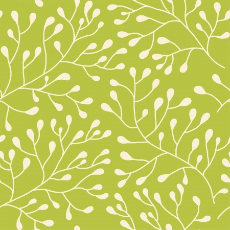 Floral seamless pattern  Stock Photo - 18349470