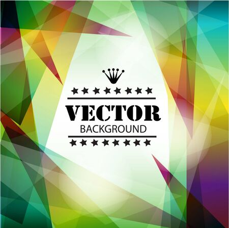 Abstract  background Stock Vector - 18661720