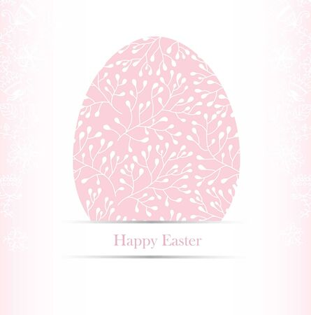 Easter greeting card Stock Vector - 18712720