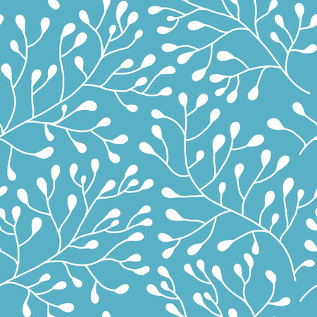 Floral seamless pattern Banco de Imagens - 29871402